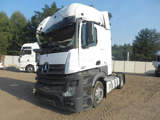 тягач MERCEDES-BENZ ACTROS 1845 MP4 2012r. MEGA LOW DECK после аварии