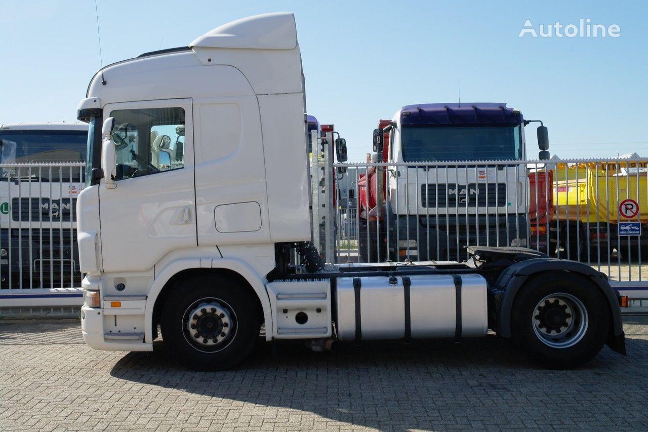 тягач SCANIA R 480 HIGHLINE
