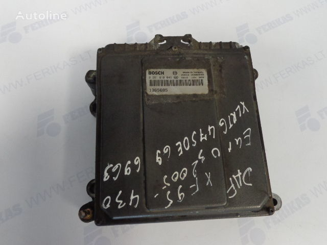 блок управления DAF ECU EDC Engine control 0281010045,1365685, 1684367, 1679021 (WOR для тягача DAF