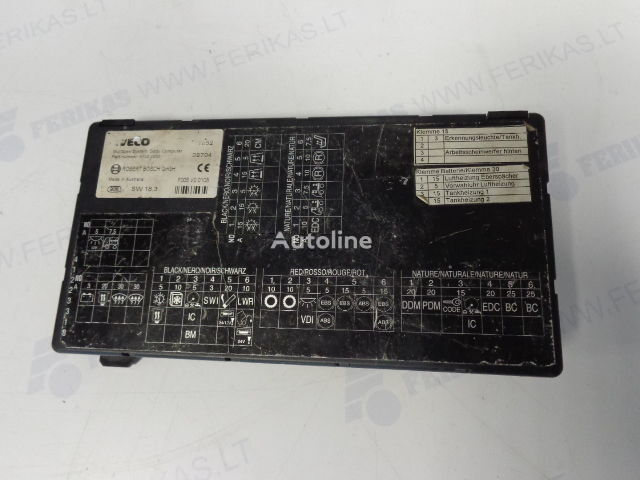 блок управления  ROBERT BOSCH Body Computer control unit   41221000 (WORLDWIDE DELIVERY) для тягача IVECO