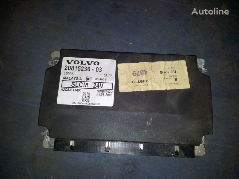 блок управления VOLVO FH 12, , Light control unit SLCM, 20815236, 20744286, 207442 для тягача VOLVO FH13