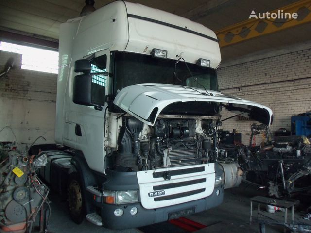 кабина SCANIA Cabs for sale, Highline, Topline few units, different colors,