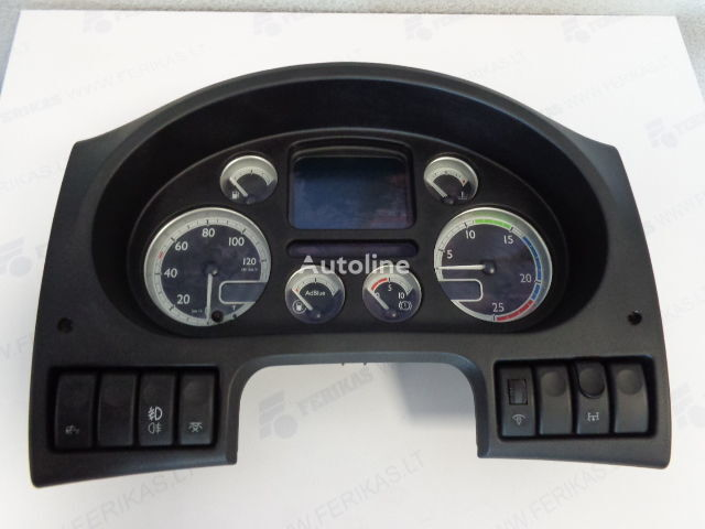 панель приборов  Siemens VDO Automotive AG Instrument cluster 1743496, 1605300, 1605301, 1699396, 1699397 (DELIVERY WORLDWIDE) для тягача DAF 105 XF