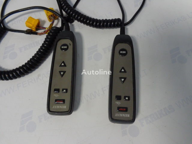 панель приборов RENAULT Air suspention remote control units 7420756755,7420756755 для тягача RENAULT