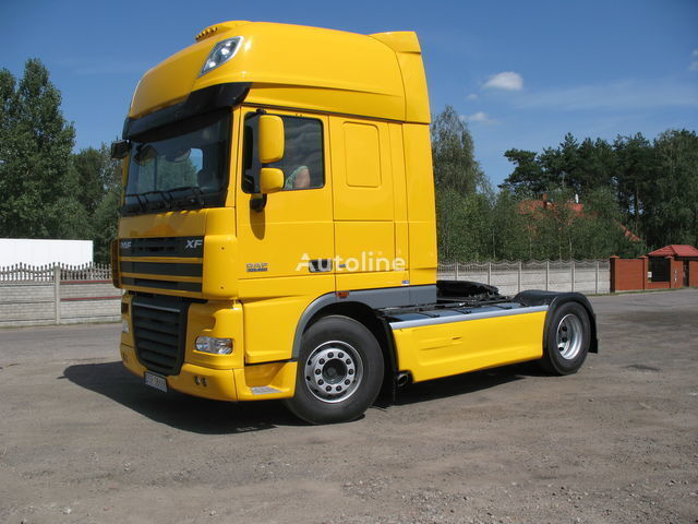 новый спойлер  MULTI-PLAST DAF 105 XF Super Space Cab для тягача DAF 105 XF