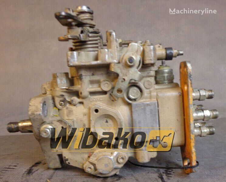 ТНВД  Injection pump Bosch 3916937 для экскаватора 3916937 (0460426152)