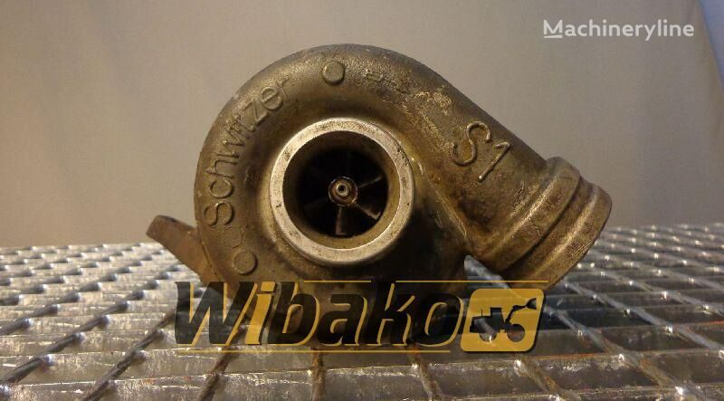 турбокомпрессор  Turbocharger Schwitzer 6185010F для экскаватора 6185010F (07B03-0989)