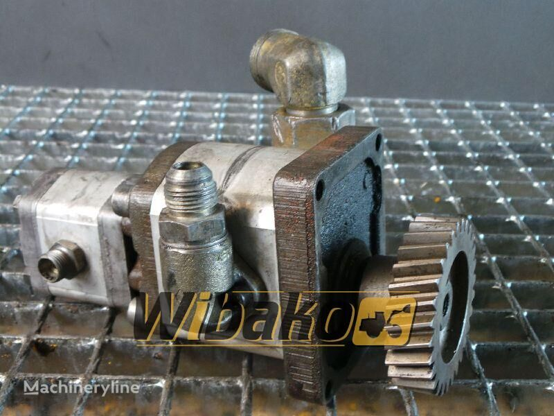 запчасти  Gear pump Bosch 0510665079 для экскаватора 0510665079
