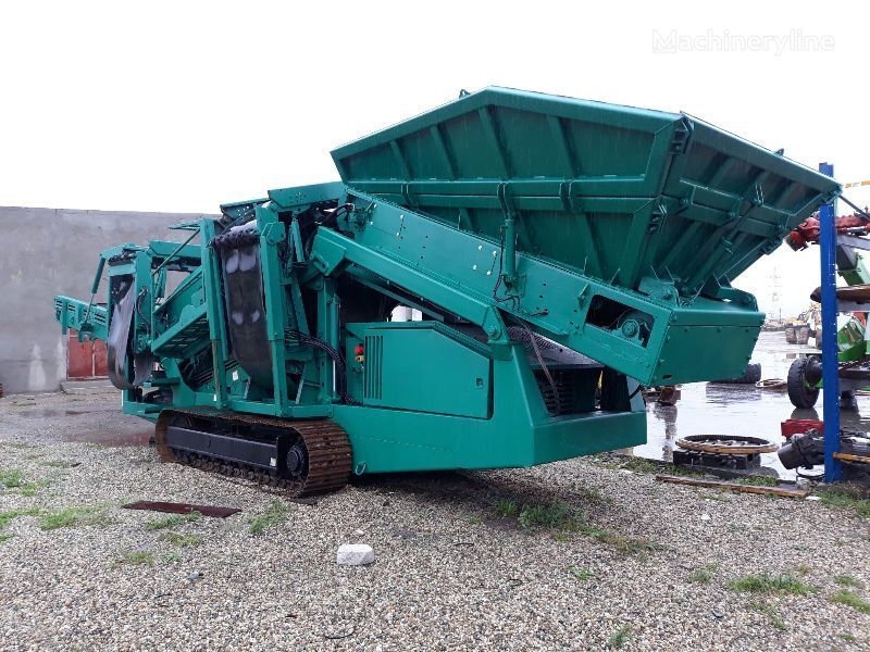 сепаратор POWERSCREEN Warrior 1400