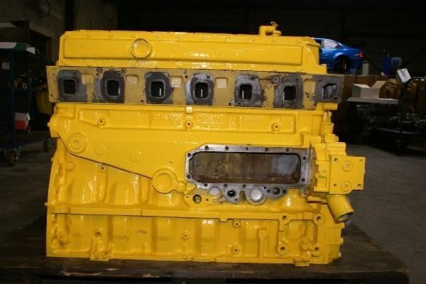 блок цилиндров CATERPILLAR 3116 LONG-BLOCK для экскаватора CATERPILLAR 3116 LONG-BLOCK