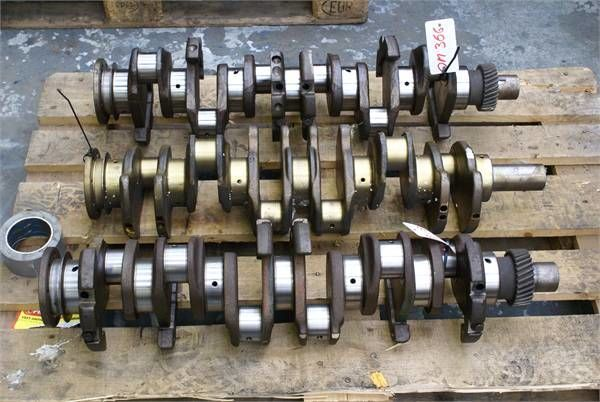 коленвал MERCEDES-BENZ OM366CRANKSHAFT для другой спецтехники MERCEDES-BENZ OM366CRANKSHAFT