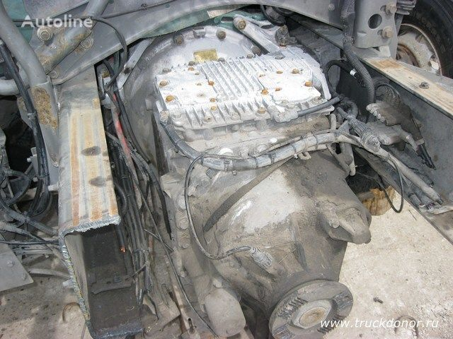 КПП VOLVO i-shift VT2412B для грузовика VOLVO